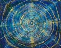 Helligt spiral, 53x42