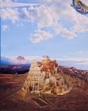 Babelstårnet, 19x24