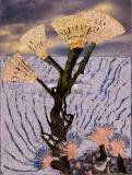 Gylden koral, 19x24