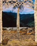 Hellige have med Kiwi, 19x24