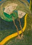 Yellow Brick Road, 19x24