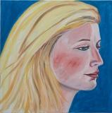 Kirstine profil, 65x65