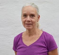 Billedkunstner Ulla Kirstine Heiberg